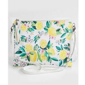 Handbags - Lemon Clutch Purse